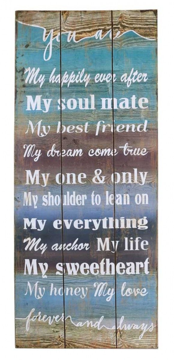 Home :: Inspirational Wall Signs :: Motivational Wall Signs :: My Soul Mate Part 91