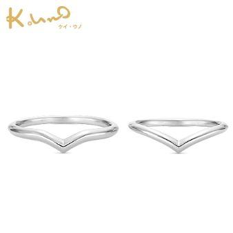 ケイ・ウノ:【ケイ・ウノ】寄り添うダイヤがブーケのように輝いて。幸せな気持ちをいつまでものメインイメージ