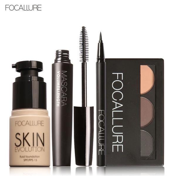 MakeUp Set - 4 Pieces Makeup Primer Set