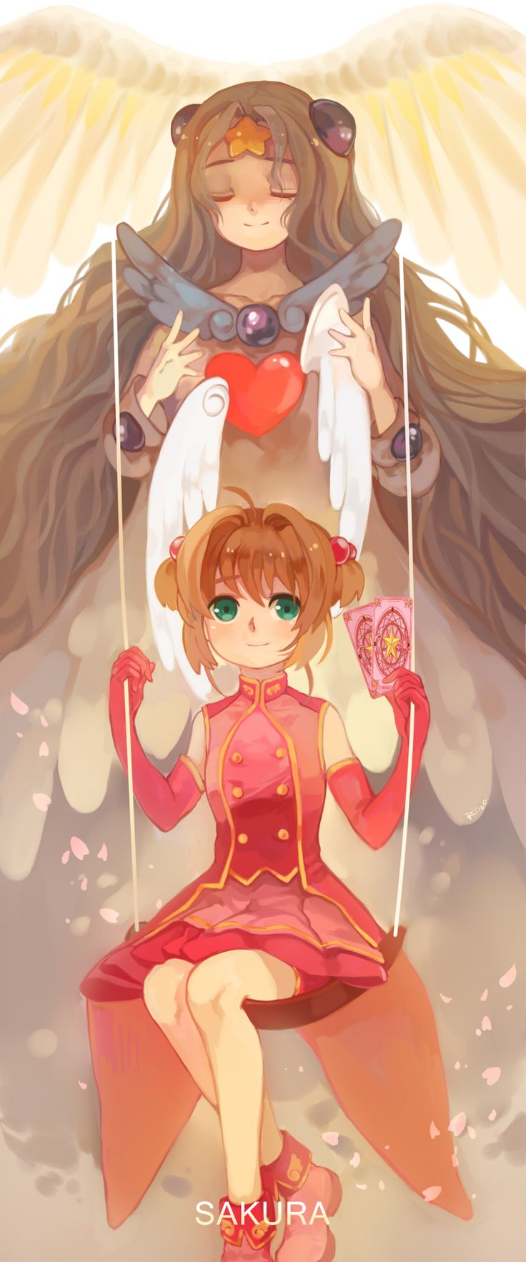 K Sakura and the Void - Cardcaptor Sakura