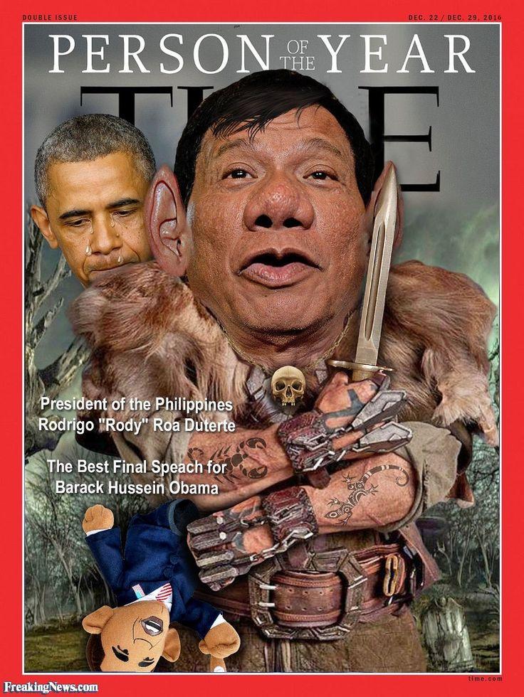 President of the Philippines Rodrigo