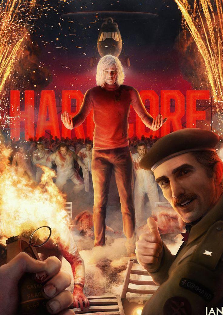 Hardcore Henry by WretchedIAN.deviantart.com on @DeviantArt