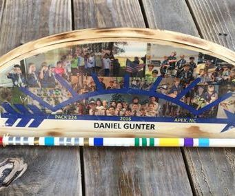 Easy and Inexpensive Personalized Award Plaques