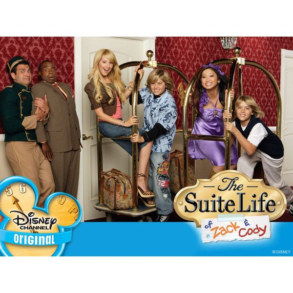 TV Shows - The Suite Life of Zack and Cody (TV Series), 2005, Ashley... ❤ liked on Polyvore