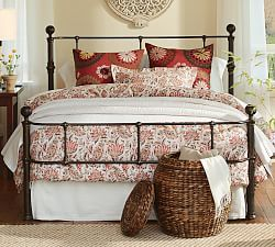 Coleman Bed Pottery Barn In 2019 Bed Bed Furniture