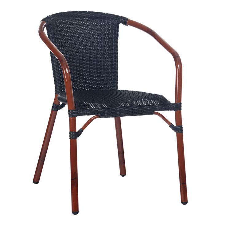 Outdoor armchair Royal 10