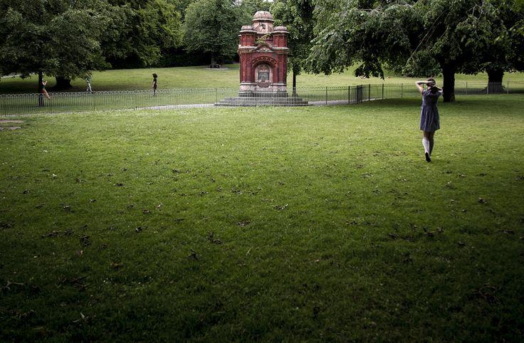 Queens park, Brighton