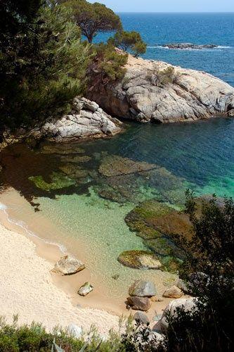 Spain Travel - Cala del Pi. Palma de Mallorca