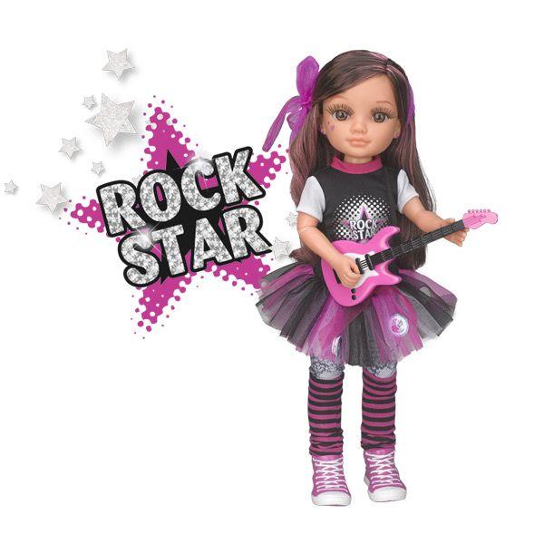 Nancy Rock star - Muñecas Nancy