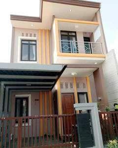 Mengolah Lahan Sempit Menjadi Rumah Minimalis Yang Keren Desain Eksterior Rumah Rumah Minimalis Rumah
