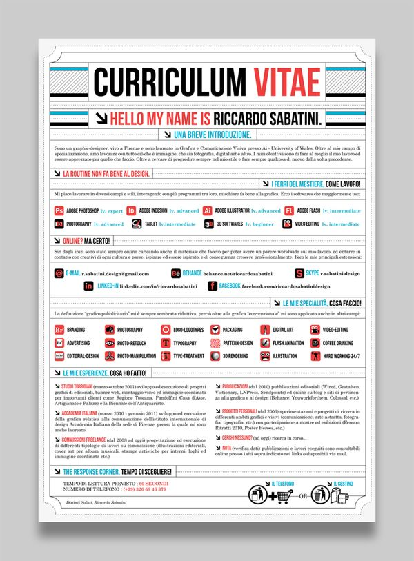 17 best images about creative cv inspiration on pinterest infographic resume creative resume and ashley spencer