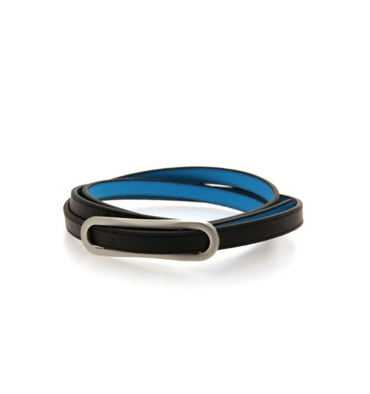 Original Woman's Leather Belt MYWALIT reversible - 843-3, $16