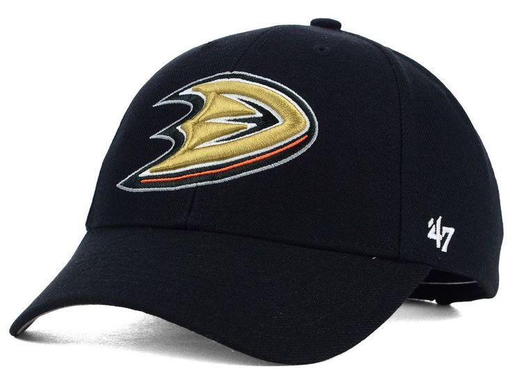 Anaheim Ducks '47 NHL Curved '47 MVP Cap
