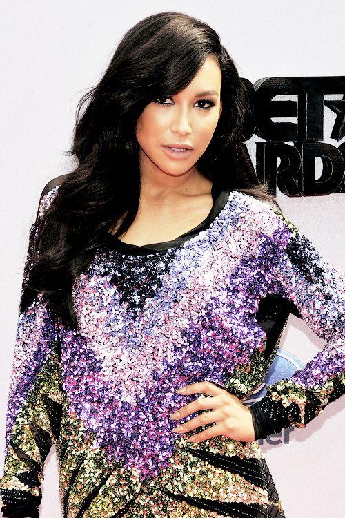 Naya Rivera at the Bet Awards :)