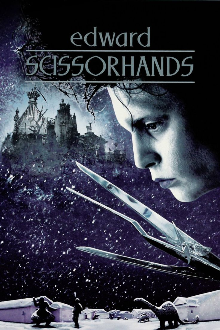 1990s movies | Edward Scissorhands (1990) :: Movies