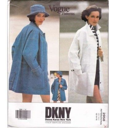 27 best Jackets Sewing Patterns images on Pinterest | Sewing ...