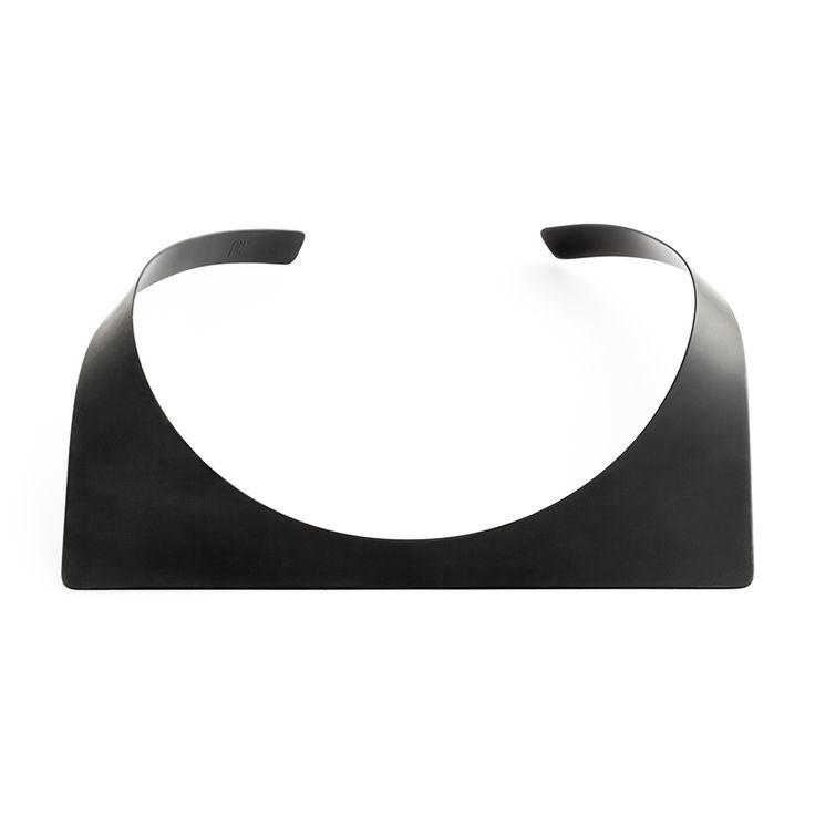 #jewellery #jewels #jewelry #necklace #back black and white #design #style #fashion buy www.aleksandraprzybysz.pl