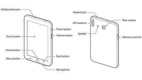 Samsung Galaxy Tab 3 Lite manual leak reveals lacklustre