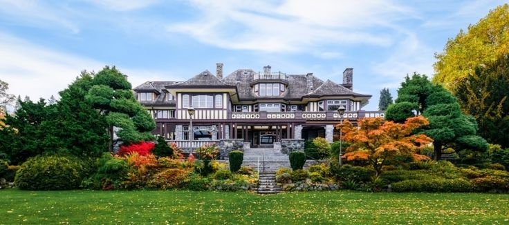 Cecil Green Park House, Vancouver