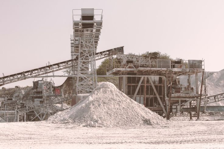 Michael B. Rasmussen: Faxe Limestone quarry