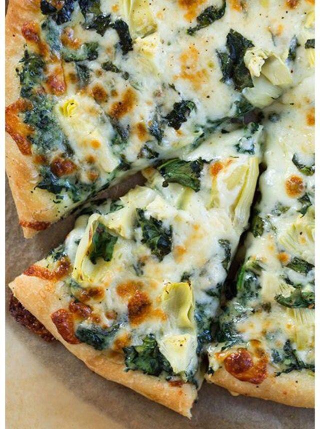 Carciofi e spinaci