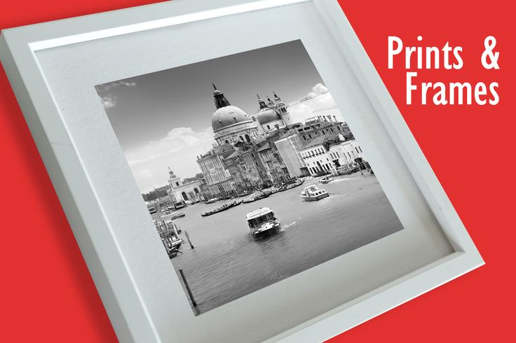 Prints in frames make great gifts! Remember, get your print orders placed by December 23rd if you are picking up in-store. We'll be closing at 3pm in both locations December 24th!