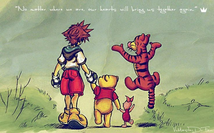 """""""No matter where we are, our hearts will bring us together again."""""""