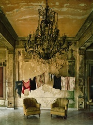 Michael Eastman's Cuba (Isabella's Two Chairs)