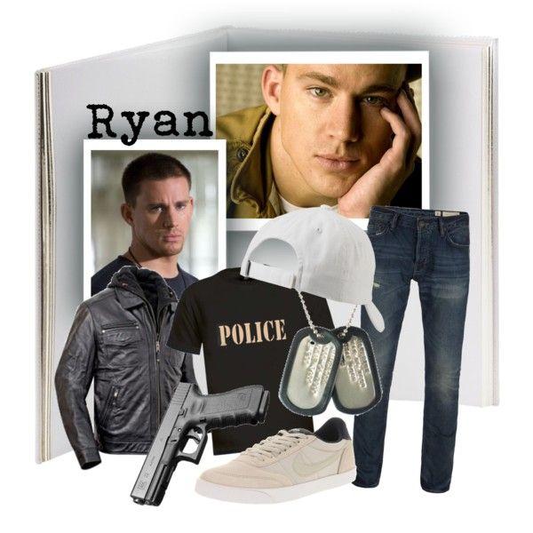 Ryan (Channing Tatum) - Providence series