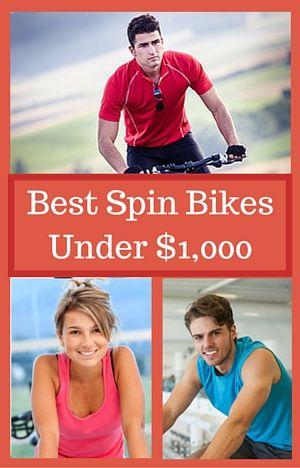 Best spin bikes under $1000