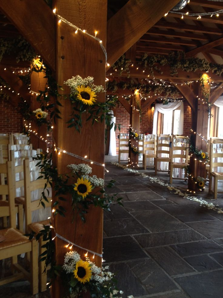 1st May Wedding Ceremony in The Barn www.theferryhouseinn.co.uk