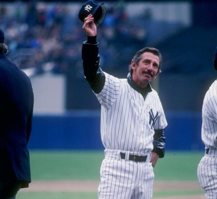 NY Yankees Manager Billy Martin