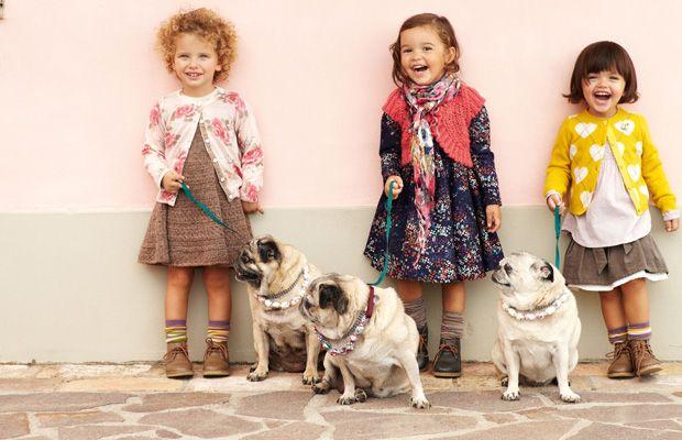Collezione Toddler autunno 2012 - Look 14