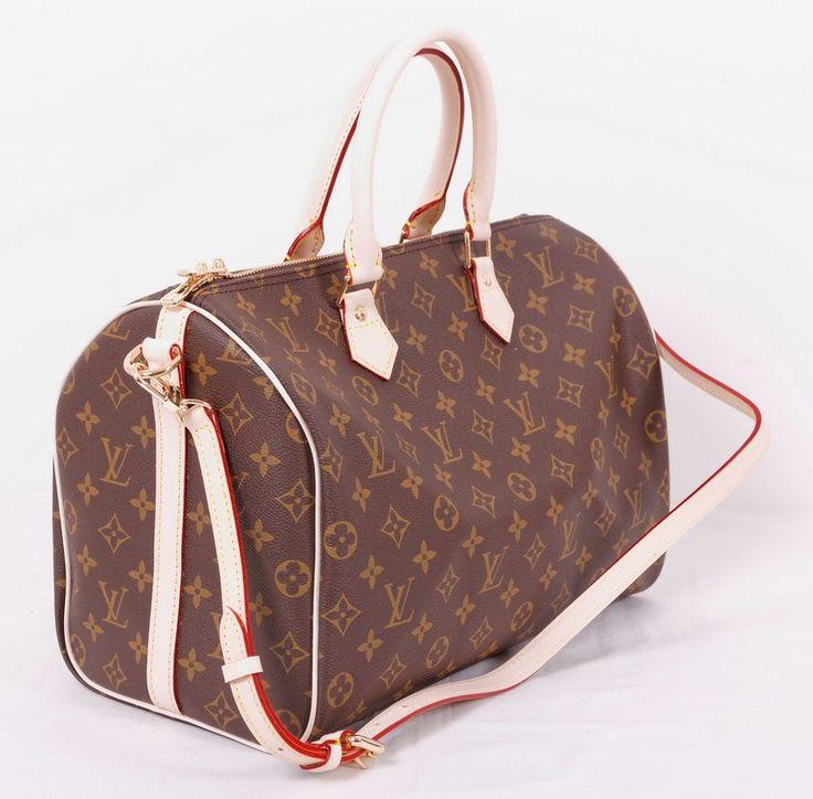Сумка Louis Vuitton с наплечным ремнем. Размер 35x26x19cm #20034