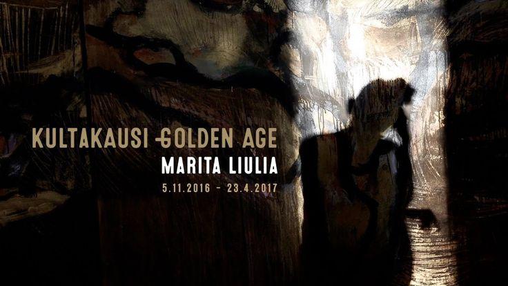 Marita Liulia KULTAKAUSI / GOLDEN AGE -teaser