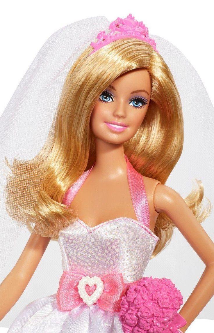Barbie | Fairytale Royal Bride Doll