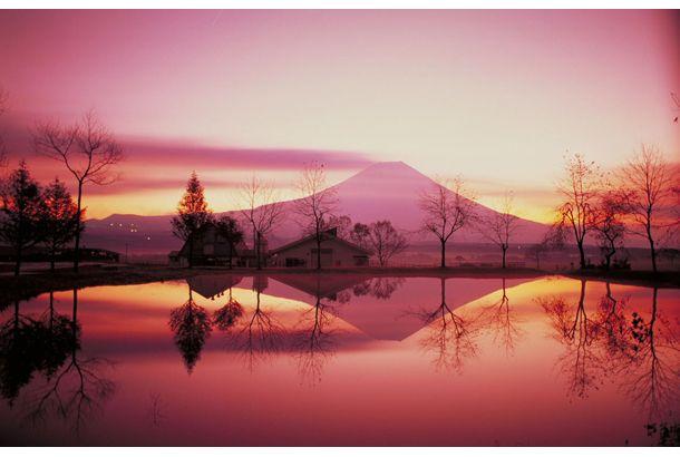 うっとり魅せられる…豊かな表情な富士山の画像集 | roomie(ルーミー)