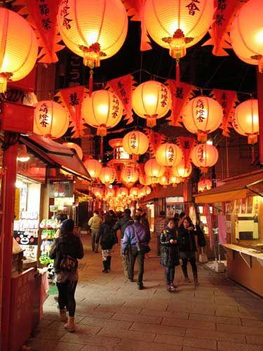 Nagasaki Lantern Festival Japan In 2019 Japanese