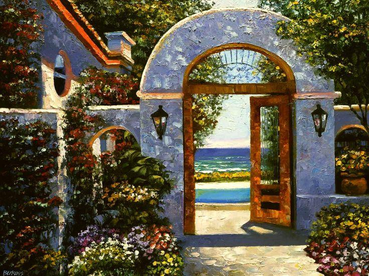 THE NARROW DOOR, BY HOWARD BEHRENS