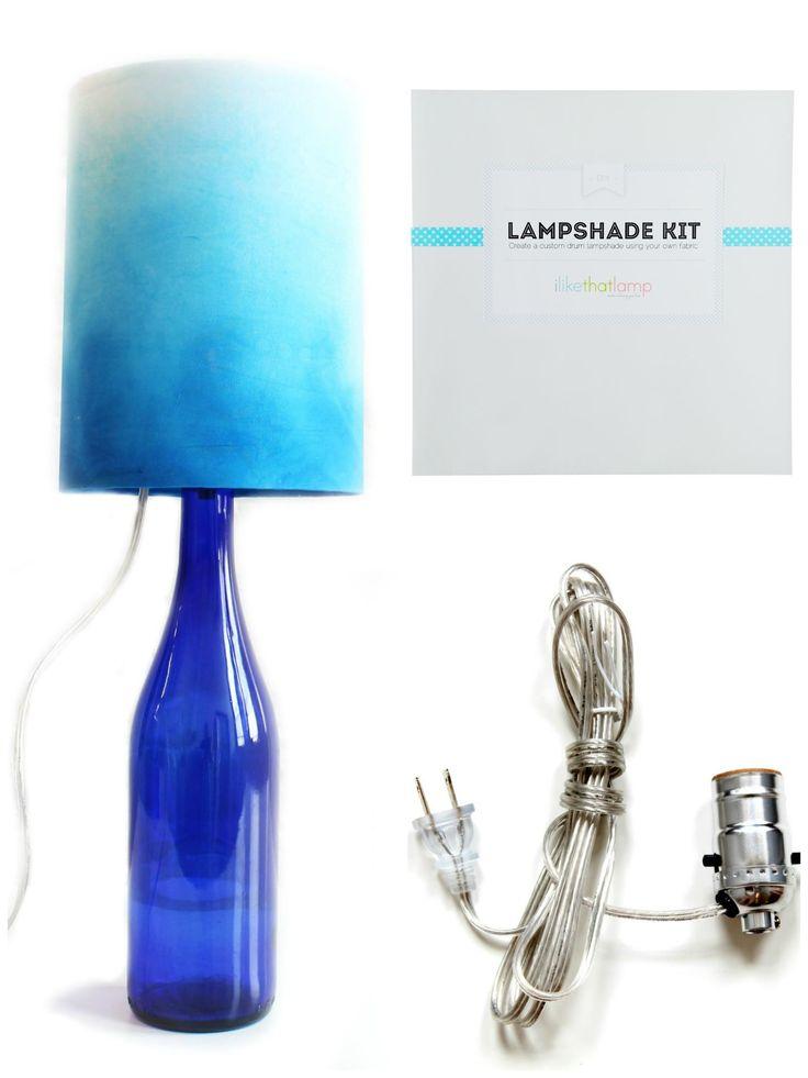 Bottle Lamp Wiring Kit