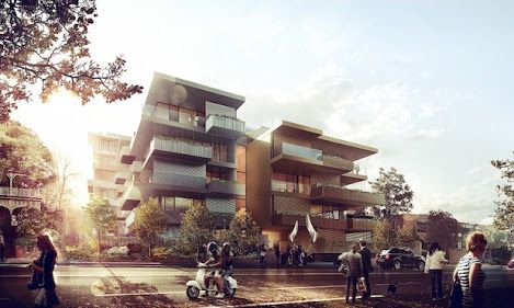 $40m Boutique Development Approved In Adelaide's East Terrace.