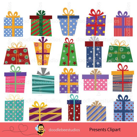 22 best presents gifts clipart images on pinterest presents art rh pinterest com christmas presents clipart christmas presents clip art free