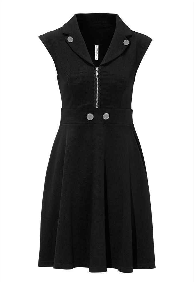 Chiara Forthi Kellie Zip Dress - Bubbleroom