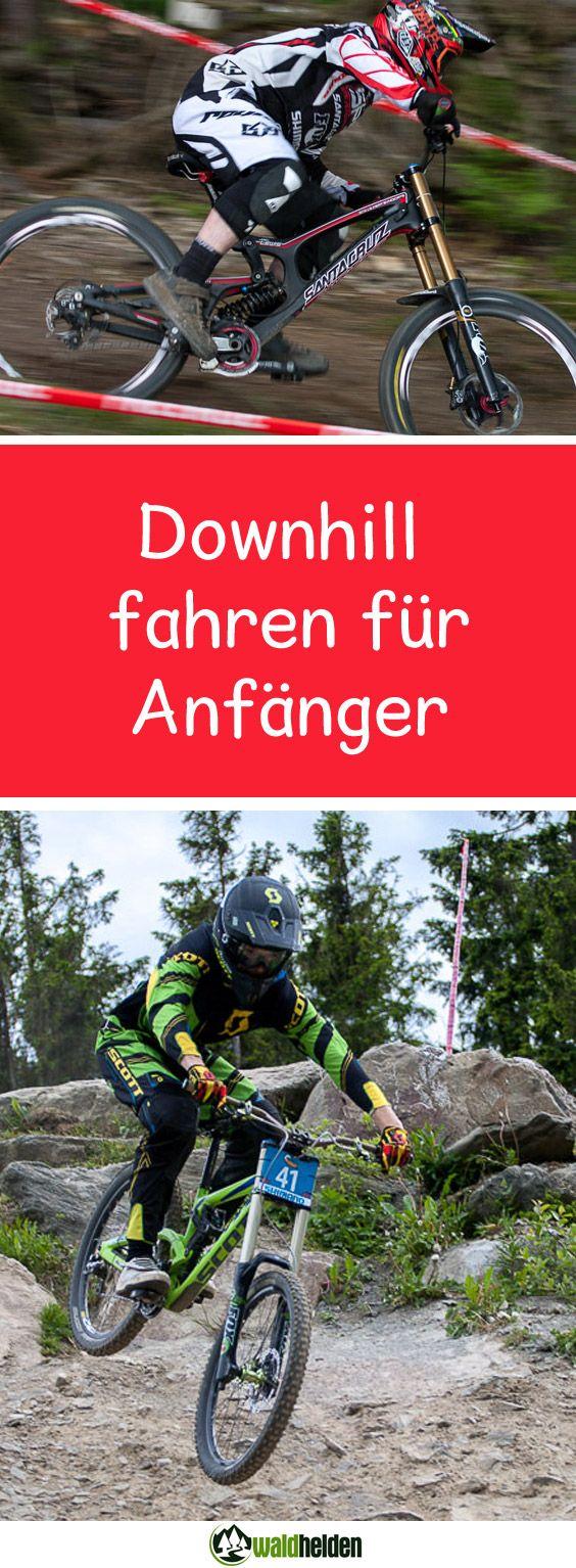 Downhill Mountainbike für Anfänger. [Lesetipp: Mountainbiken auf Mallorca mit Roxybike] Dass die Fahrrad-Branche nach wie vor boomt,