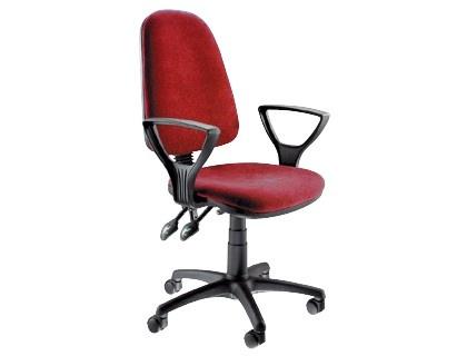 Silla de direccion con respaldo alto Q-Connect  http://www.20milproductos.com/mobiliario/sillas/silla-de-direccion-con-respaldo-alto-q-connect-4.html