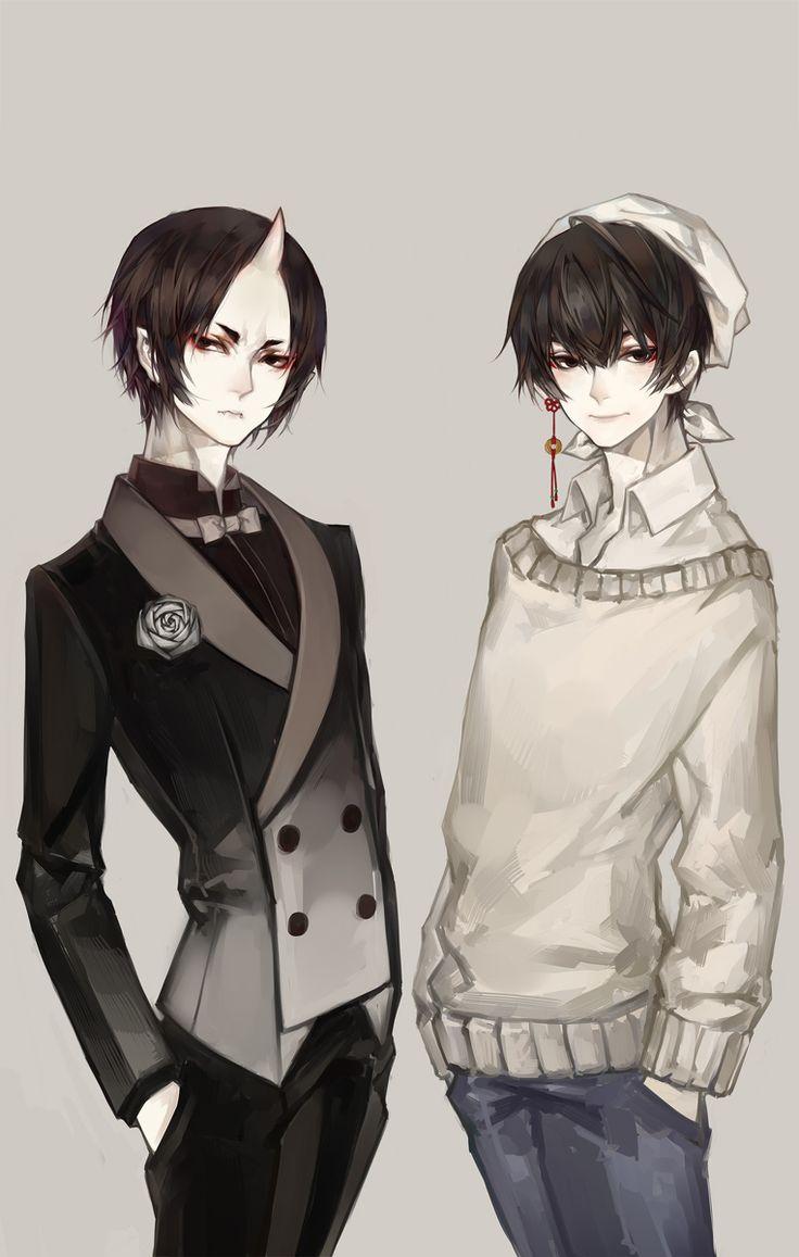 Hozuki & Hakutaku