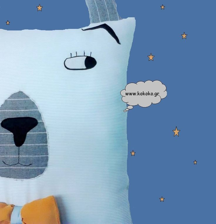 <p>Χειροποίητο παιδικό μαξιλάρι με απλικε σχεδιο τον Μαγο Παπιγιον. Ιδανικό διακοσμητικό μαξιλάρι για την κούνια του μωρού και το παιδικο δωματιο. Συνδιαστε το με την κουβερτα του Μαγου παπιγιον.</p>