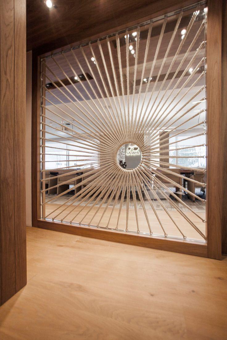 Office Design Detail / Sampa Automotive Offices - Samsun