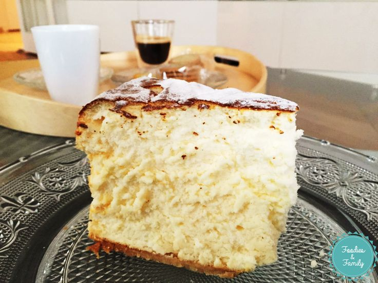 Le Mazaltov, comme un cheesecake au fromage blanc 0%... juste fou!