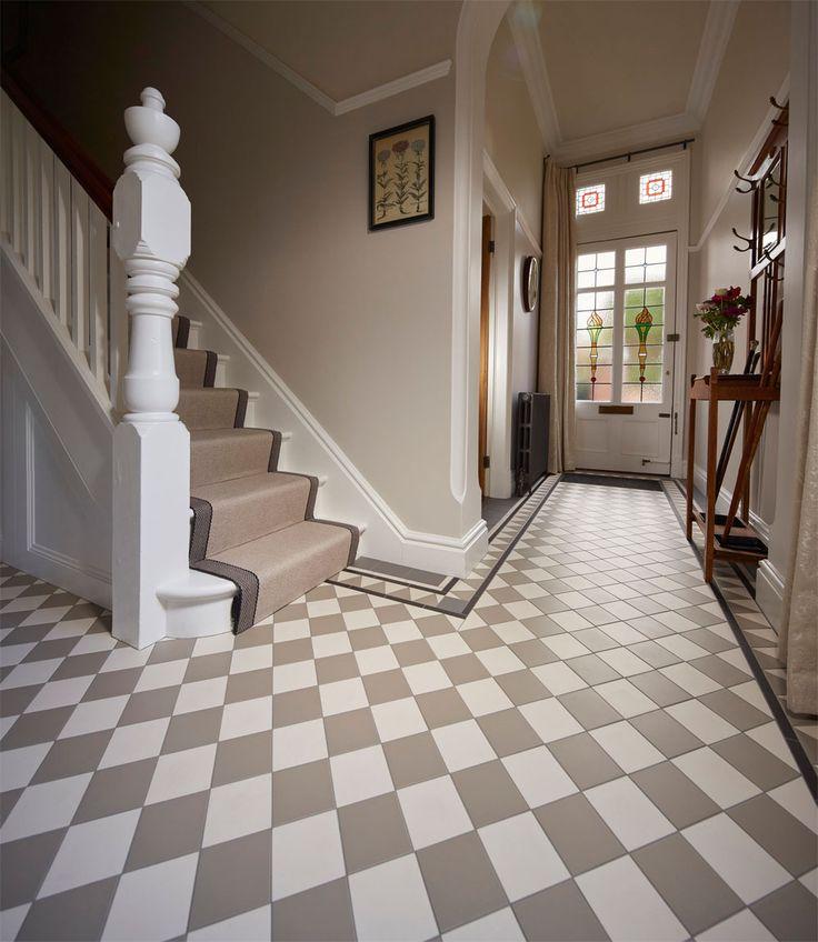 Best 25 Tiled Hallway Ideas On Pinterest: 86 Best Images About V I C T O R I A N_F L O O R_T I L E S